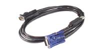 APC KVM USB Cable - (7.6 m)