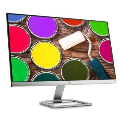 HP 24ea, 23.8 IPS/LED, 1920x1080, 1000:1/10000000:1, 7ms, 250cd, VGA/HDMI, 2y, 2x1.5W repro