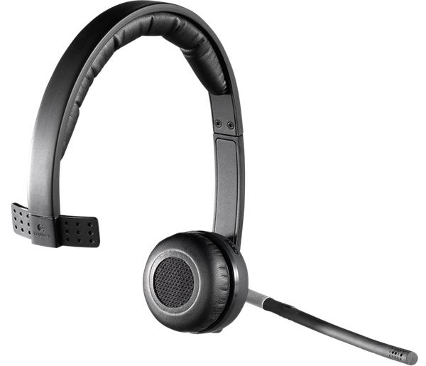Logitech® UC Wireless Mono USB Headset H650e