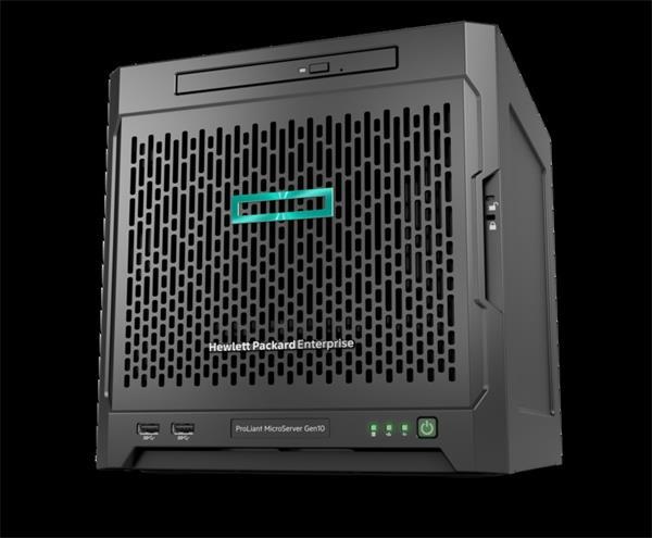 HP ProLiant MicroServer G10 X3216 8GB-U 4LFF NHP SATA 200W PS Entry Server