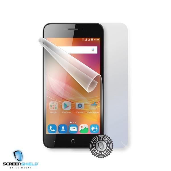 Screenshield ZTE Blade A601 - Film for display + body protection