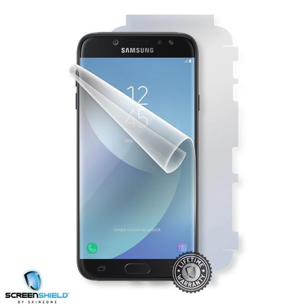 Screenshield SAMSUNG J730 Galaxy J7 (2017) - Film for display + body protection