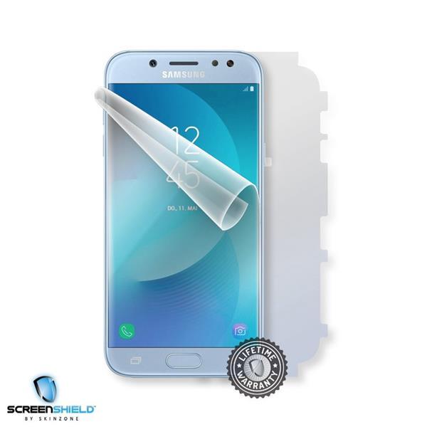 Screenshield SAMSUNG J530 Galaxy J5 (2017) - Film for display + body protection
