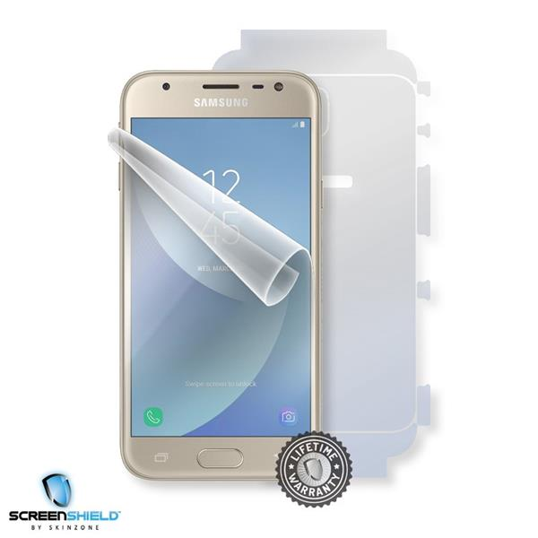 Screenshield SAMSUNG J330 Galaxy J3 (2017) - Film for display + body protection