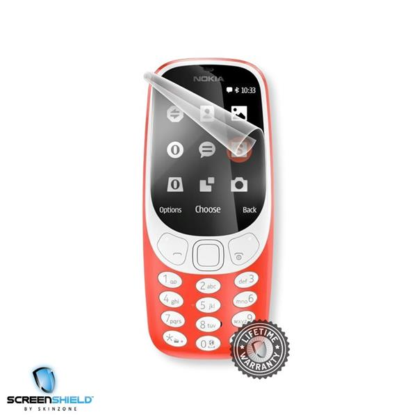 Screenshield NOKIA 3310 (2017) - Film for display protection