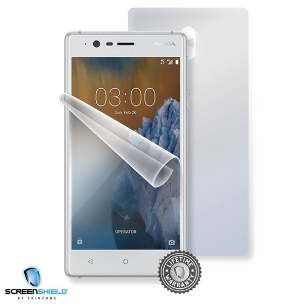 Screenshield NOKIA 3 (2017) - Film for display + body protection