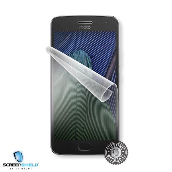 Screenshield MOTOROLA Moto G5 PLUS XT1685 - Film for display protection