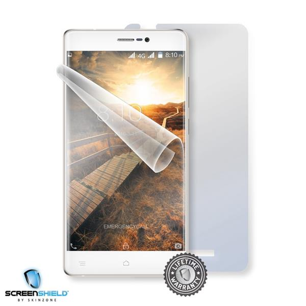 Screenshield IGET Blackview A8G MAX - Film for display + body protection