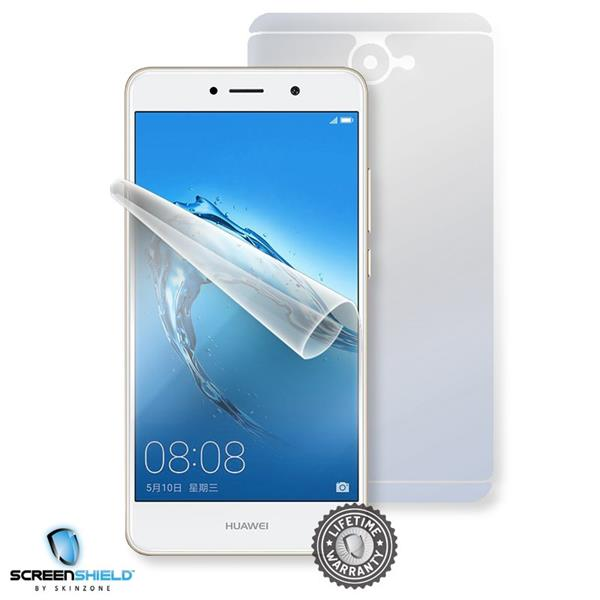 Screenshield HUAWEI Y7 - Film for display + body protection