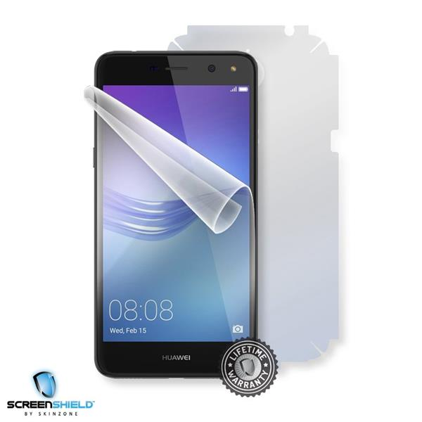 Screenshield HUAWEI Y6 2017 - Film for display + body protection