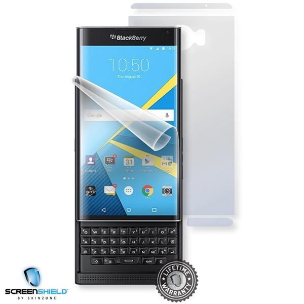 Screenshield BLACKBERRY Priv - Film for display + body protection