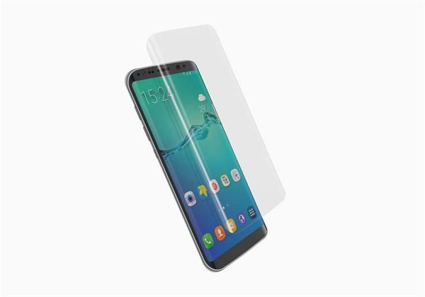 Cygnett ochrana displeja FlexiCurve so zakrivenými okrajmi pre Samsung Galaxy S8 Plus