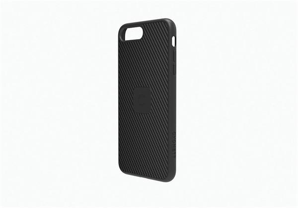 Cygnett UrbanShield Carbon Fibre prémiový obal pre iPhone 7/8, čierny
