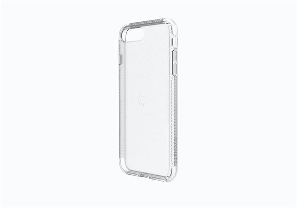 Cygnett Orbit Crystal obal pre iPhone 8/7 Plus z 3 materiálov, priehľadný