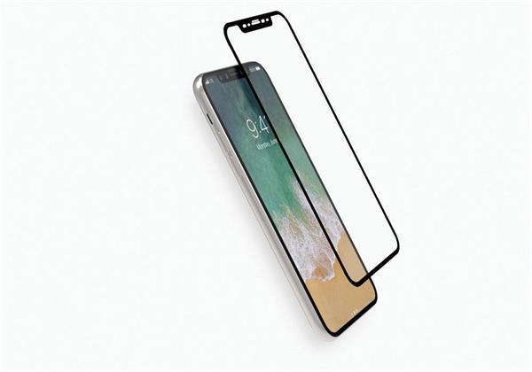 Cygnett RealCurve 3D zaoblená ochrana displeja Tempered Glass pre iPhone X s tvrdosťou 9H