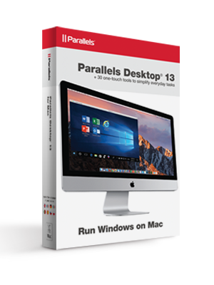 Parallels Desktop 13 for Mac Retail Box 1 LIC Europe EDU Academic