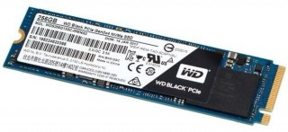WD Black 256GB SSD NVMe, PCIe Gen3 8 Gb/s, M.2 2280 ( r2050MB/s, w700MB/s )