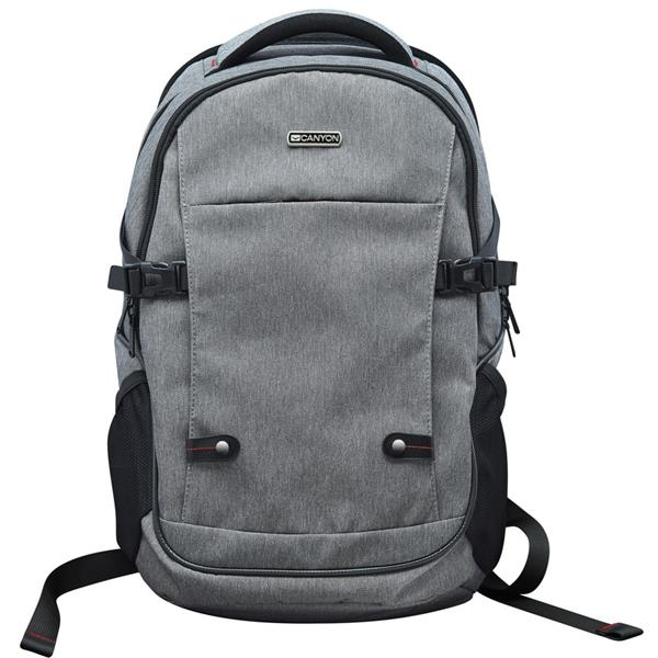 Canyon CNE-CBP5G8, batoh na notebook do veľkosti 15,6
