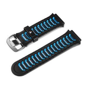 Garmin - Remienok na zápästie - náhradný diel (FR 920XT black/blue)