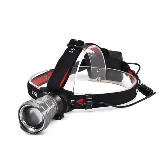 Solight LED čelové svietidlo, 300lm, Cree XPG R5, fokus, 3x AA