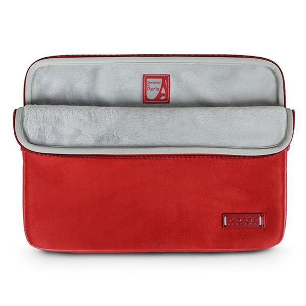 PORT DESIGNS MILANO púzdro na 15,6' notebook, červené