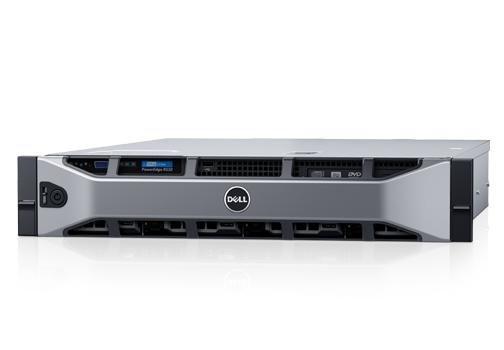 PE R530/Chassis 8 x 3.5 HotPlug/Xeon E5-2609 v4/8GB/120GB SSD/Rails/Bezel/DVD RW/On-Board LOM QP/PERC H330/iDRAC8 Exp/3Y