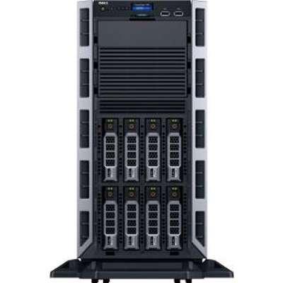 Dell PE T330/Chassis 8 x 3.5 HotPlug/Xeon E3-1230 v6/8GB/300GB/DVD RW/On-Board LOM DP/PERC H330/iDRAC8 Exp/3Y Basic NBD