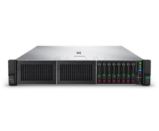 HP ProLiant DL380 G10 Silv-4110 1x16GB 3x300GB P408i/2G 8SFF DVDRW 500W 2U Rack