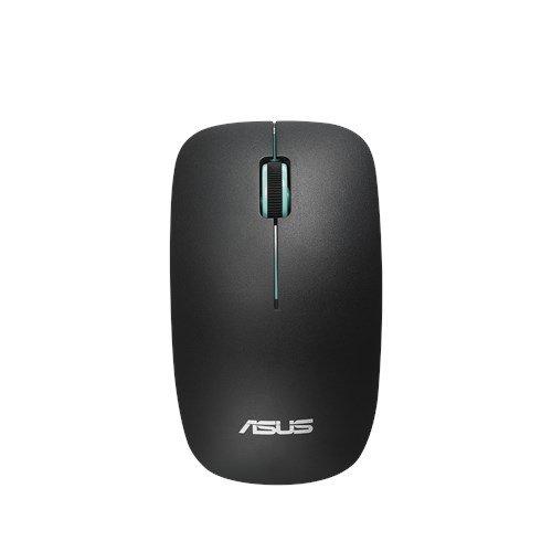 ASUS MOUSE WT300 Wireless - optická bezdrôtová myš; čierno-modrá