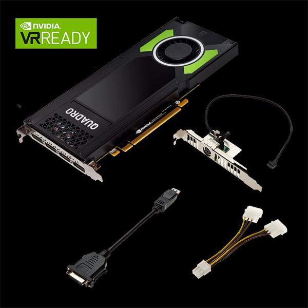 NVIDIA Quadro P4000 8GB GDDR5/256bit, 4x DP