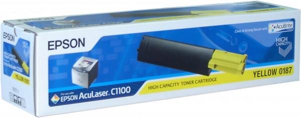 Epson toner AcuLaser C1100 yellow