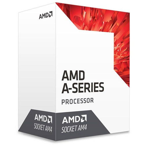 AMD, A6-9500 Processor BOX, soc. AM4, 35W, Radeon R5 Series