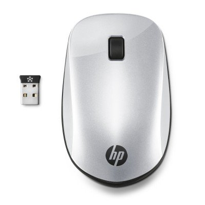 HP Wireless Mouse Z4000 (Pike Silver)