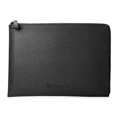 "HP Spectre 15.6"" Split Leather Sleeve (Silver)"