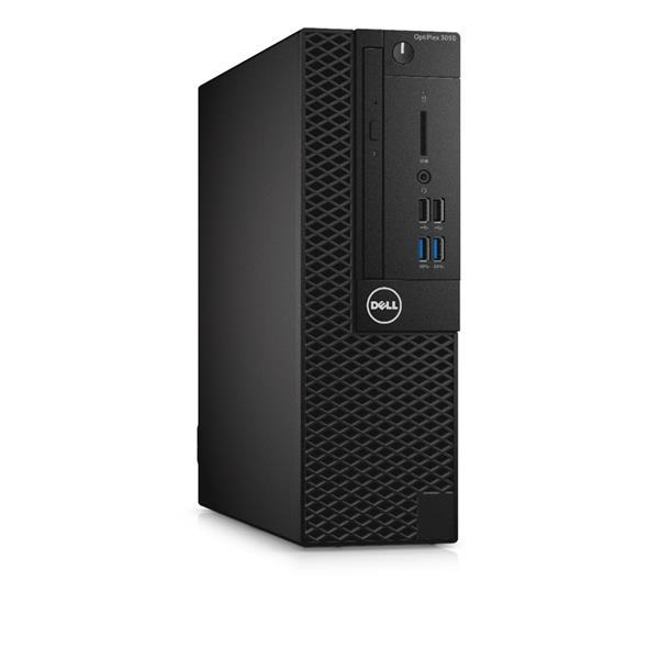 Dell Optiplex 3050SFF i5-7500 8GB 256GB DVDRW W10P(64bit) 3Y NBD