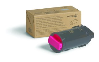 Genuine Xerox Magenta Standard Capacity Toner Cartridge for the VersaLink C500/505 (2,400 PAGES)