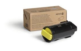 Genuine Xerox Yellow High Capacity Toner Cartridge For The VersaLink C500/C505 (5,200 PAGES)