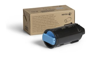 Genuine Xerox Cyan Extra High Capacity Toner Cartridge For The VersaLink C500/C505 (9,000 PAGES)