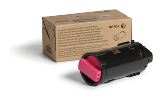 Genuine Xerox Magenta High Capacity Toner Cartridge For The VersaLink C600/C605 (10,100 PAGES)