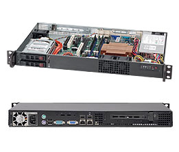 Supermicro SuperChassis CSE-510-203B