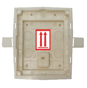2N IP Solo - Krabice pro instalaci do zdi