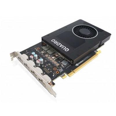 ThinkStation Nvidia Quadro P2000 5GB GDDR5 DP * 4 Graphics Card with HP Bracket