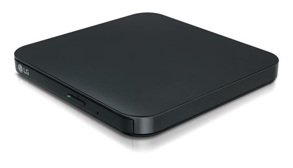 LG DVD+/-RW GP95EB70 DL externá USB 2.0, BOX, podpora SW Android, cierna