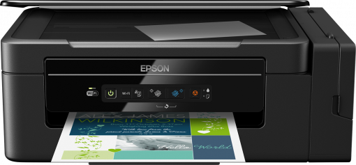 Epson L3050, A4 color All-in-One, USB, WiFi, iPrint + 200ks fotopapier 10x15