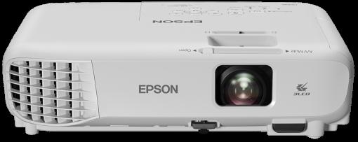 Epson projektor EB-W05, 3LCD, WXGA, 3300ANSI, 15000:1, HDMI