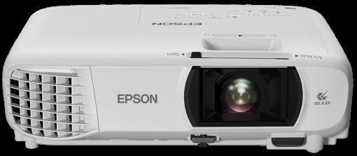 Epson projektor EH-TW650, 3LCD, 3100ANSI, 15000:1, Full HD, HDMI, MHL, WiFi + platno