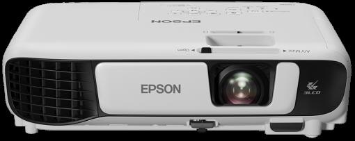 Epson projektor EB-S41, 3LCD, SVGA, 3300ANSI, 15000:1, HDMI