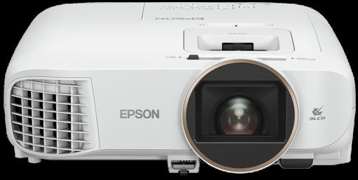 Epson projektor EH-TW5650, 3LCD, 2500ANSI, 60000:1, Full HD, 3D, HDMI, MHL, WiFi, Miracast + platno