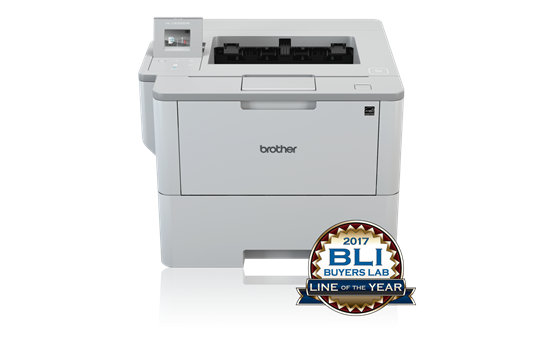 BROTHER HL-L6300DW A4 mono laser, 256MB, PCL6, duplex, GLAN, WiFi, NFC + mikina Panorama