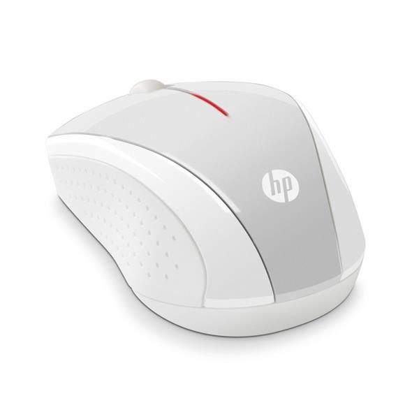 HP X3000 PSilver Wireless Mouse